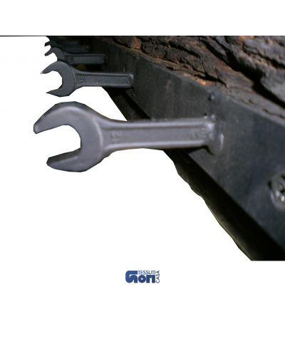 Appendiabiti chiave inglese