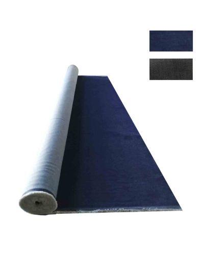 tessuto jeans denim al metro in cotone elestacizato blu o nero