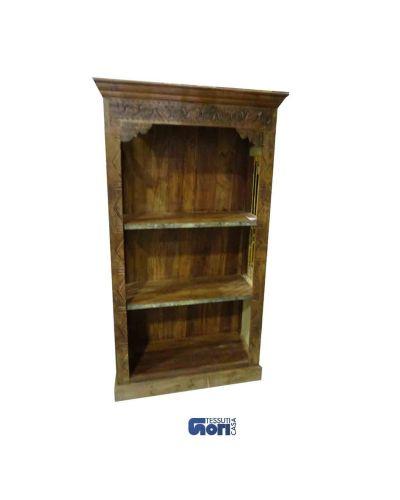 Libreria in legno e ferro (24)