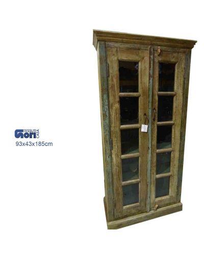 Grande vetrina in legno (26)