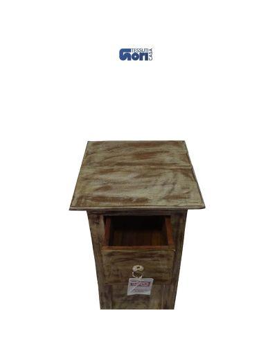 tavolino indiano in legno