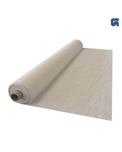 100% cotone a metraggio bianco popeline camiceria leggero
